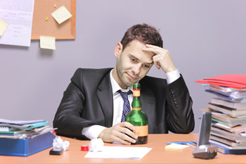 alcohol in the workplace ias