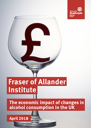 The economic impact of changes in alcohol consumption in the UK