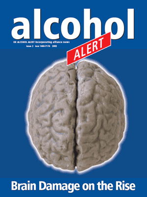 Alcohol Brain Damage >> Issue 2 2003 Ias