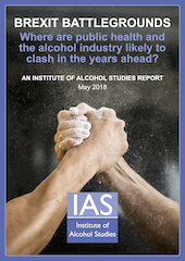 Where are public health and the alcohol industry likely to clash in the years ahead?