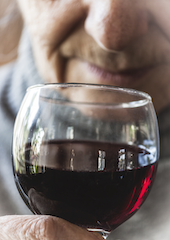 Touching on a touchy subject: how older adults play down their drinking