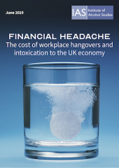 Hangovers cost the UK up to £1.4bn a year