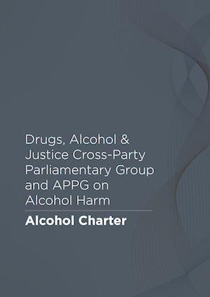 Cross-party parliamentary group publishes alcohol charter