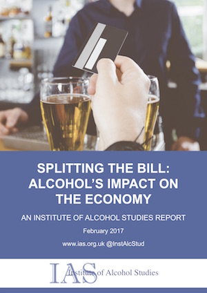 Splitting the bill: Alcohol's impact on the economy