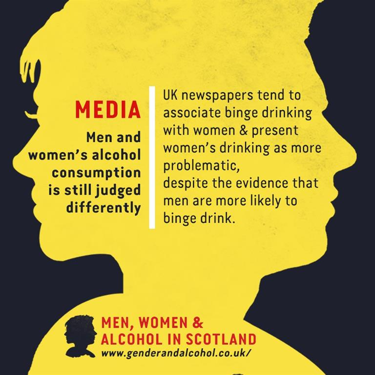 Stereotypes about women's drinking branded unfair and unhelpful