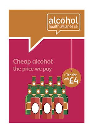 Booze sold at 'pocket money prices'