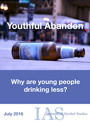 Better parenting and lower affordability linked to fall in underage drinking