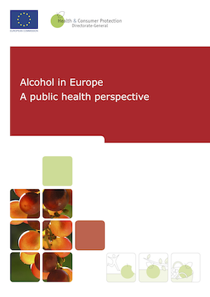 Alcohol in Europe: A public health perspective
