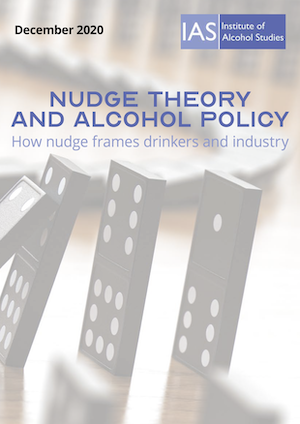 New report on how nudge theory shapes alcohol policy