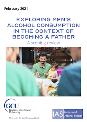 Exploring men's alcohol consumption in the context of becoming a father: A scoping review