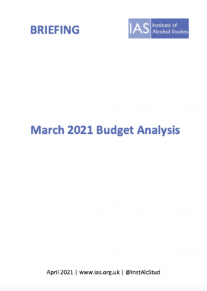 March 2021 Budget Analysis