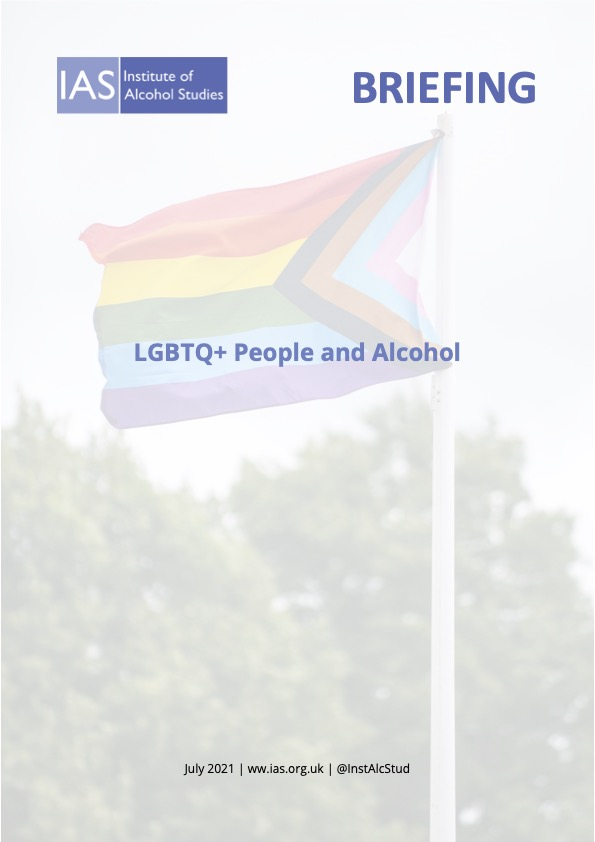 LGBTQ+ People and Alcohol